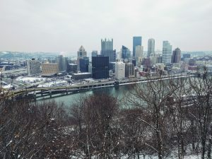 Pittsburgh Downtown (from Grandview)