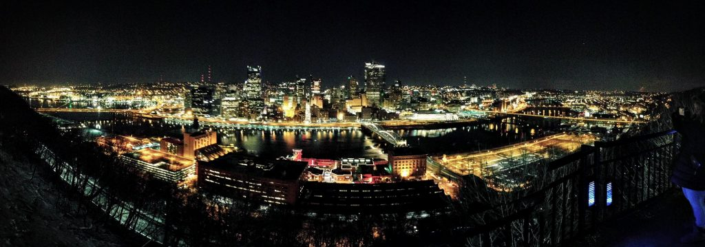 Panoramic Pittsburgh