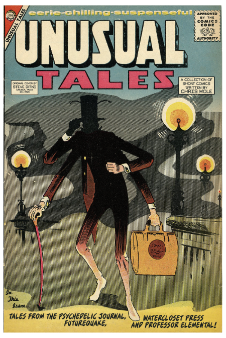 Unusual Tales Cover